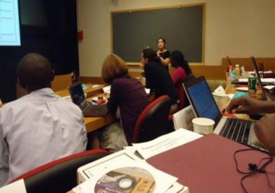 Designing Health Solutions: Participating in Harvard School of Public Health Scholarship By Claudette V. Guray, RMT (AMT)