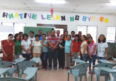 TDF works with DLSU-COSCA to Empower Manila Communities in the Fight to End TB